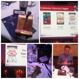<h5>Crime Writers Association Dagger Dinner 2016</h5>