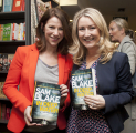 <h5>Hazel Gaynor and Andrea Hayes</h5>