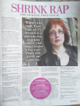 <h5>Shrink Rapped in the Mail on Sunday!</h5>