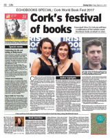 <h5>Cork Evening Echo</h5>