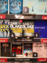 <h5>No 4 in WHSmiths!</h5>