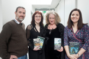 <h5>Declan Burke and Three Deadly Women!</h5>
