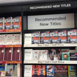 <h5>Top Shelf at WHSmith</h5>