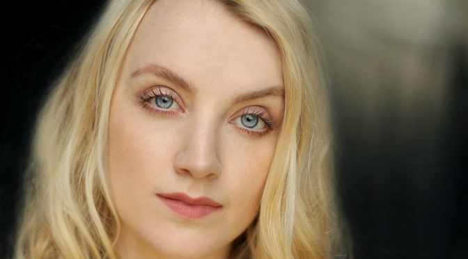 Harry Potter Star Evanna Lynch Brings Extra Magic to Keep Your Eyes on Me